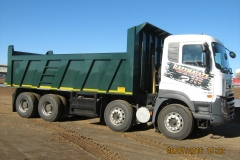 Green Tipper